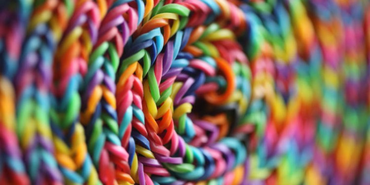 Rainbow Looms ©Tumblr.com
